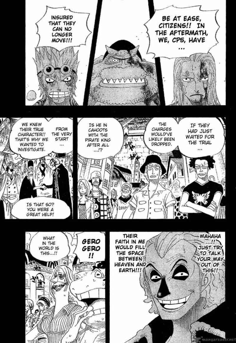 one-piece Chapter 356  Online Free Manga Read Image 13