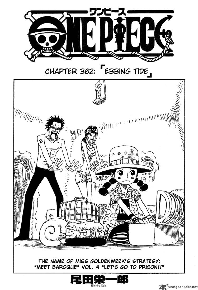 one-piece Chapter 362  Online Free Manga Read Image 1