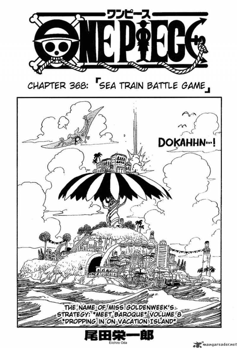 one-piece Chapter 368  Online Free Manga Read Image 2