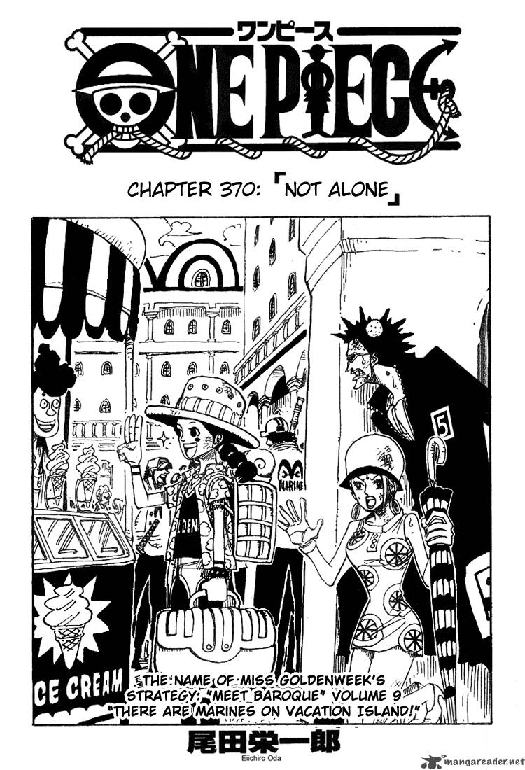 one-piece Chapter 370  Online Free Manga Read Image 1