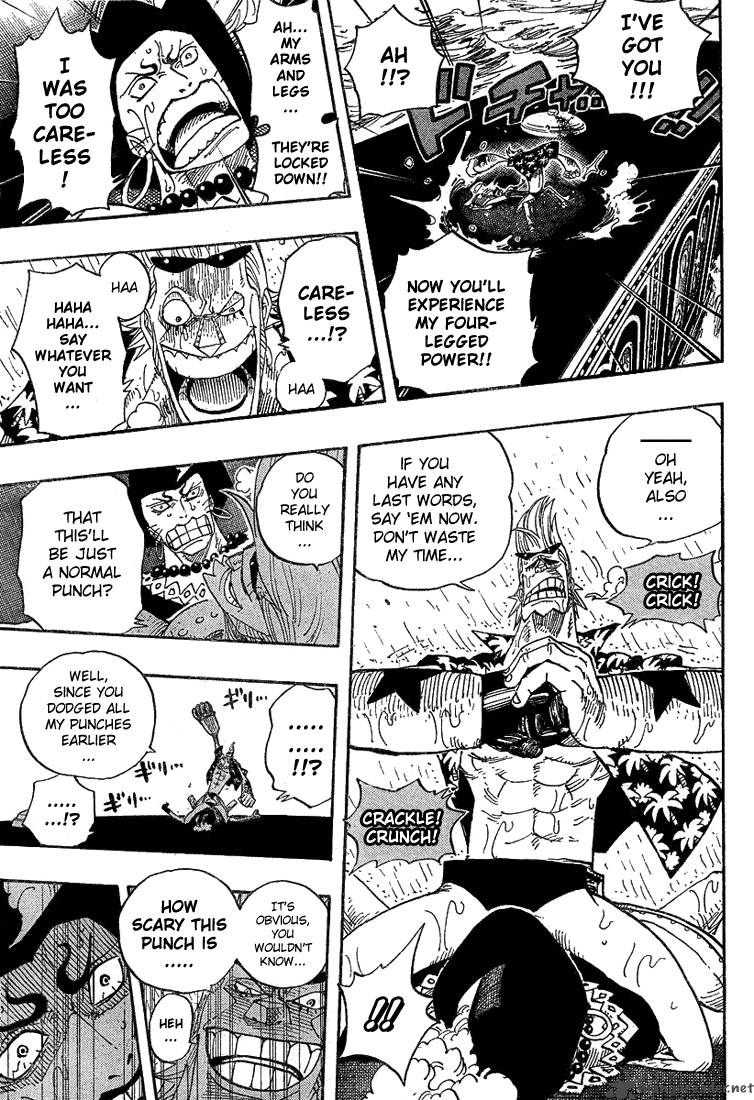 one-piece Chapter 373  Online Free Manga Read Image 4