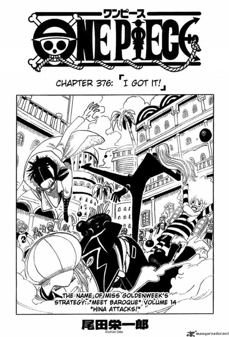 one-piece Chapter 376  Online Free Manga Read Image 1