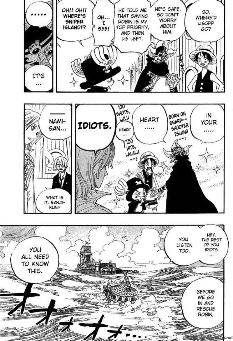 one-piece Chapter 376  Online Free Manga Read Image 3