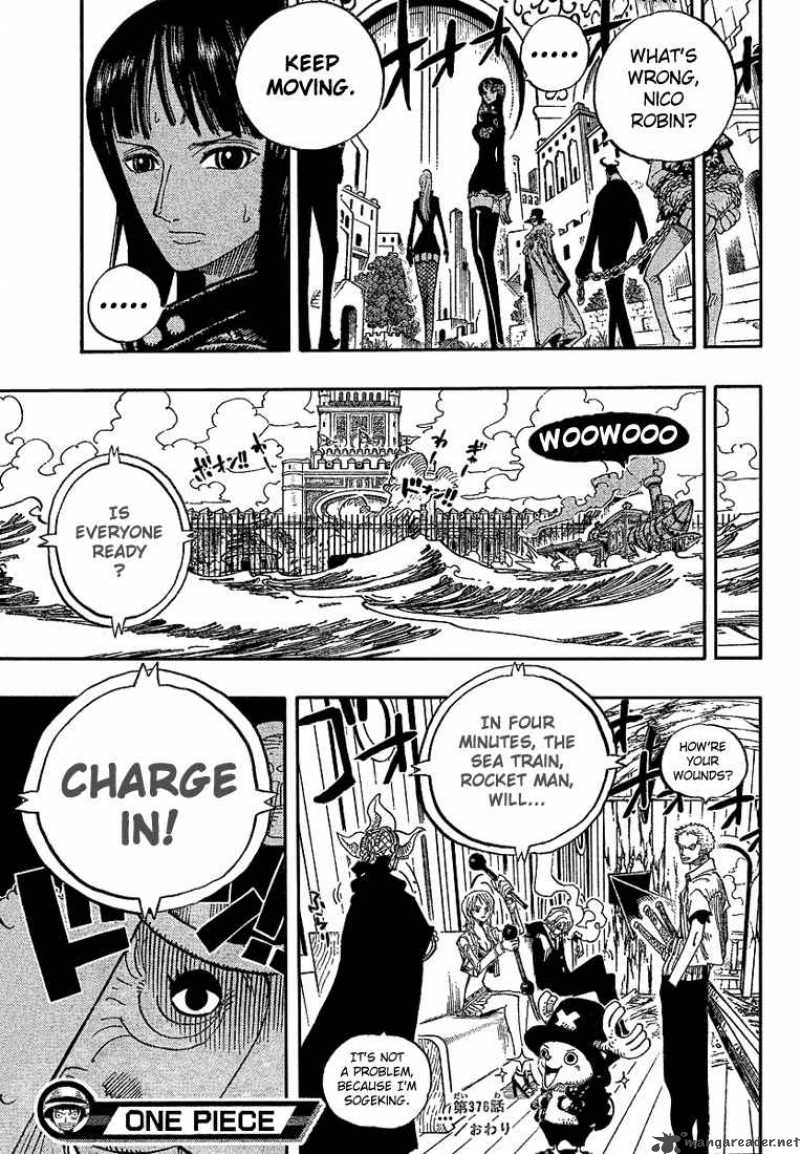 one-piece Chapter 376  Online Free Manga Read Image 18