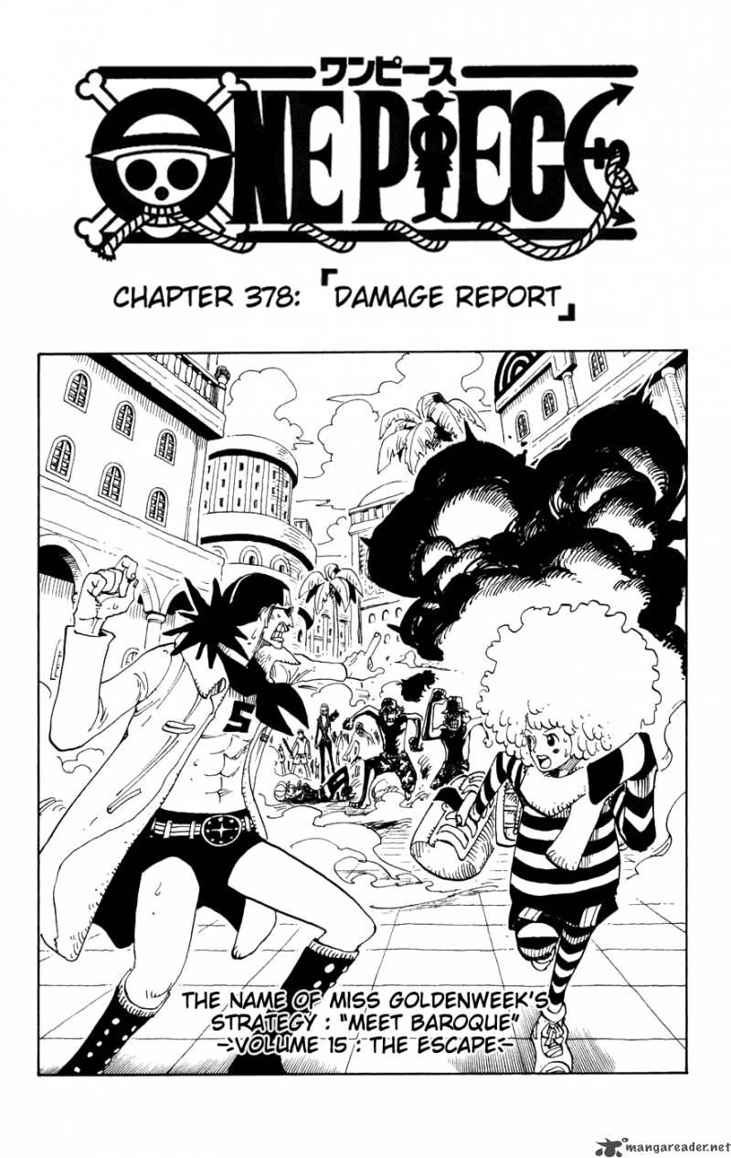 one-piece Chapter 378  Online Free Manga Read Image 14