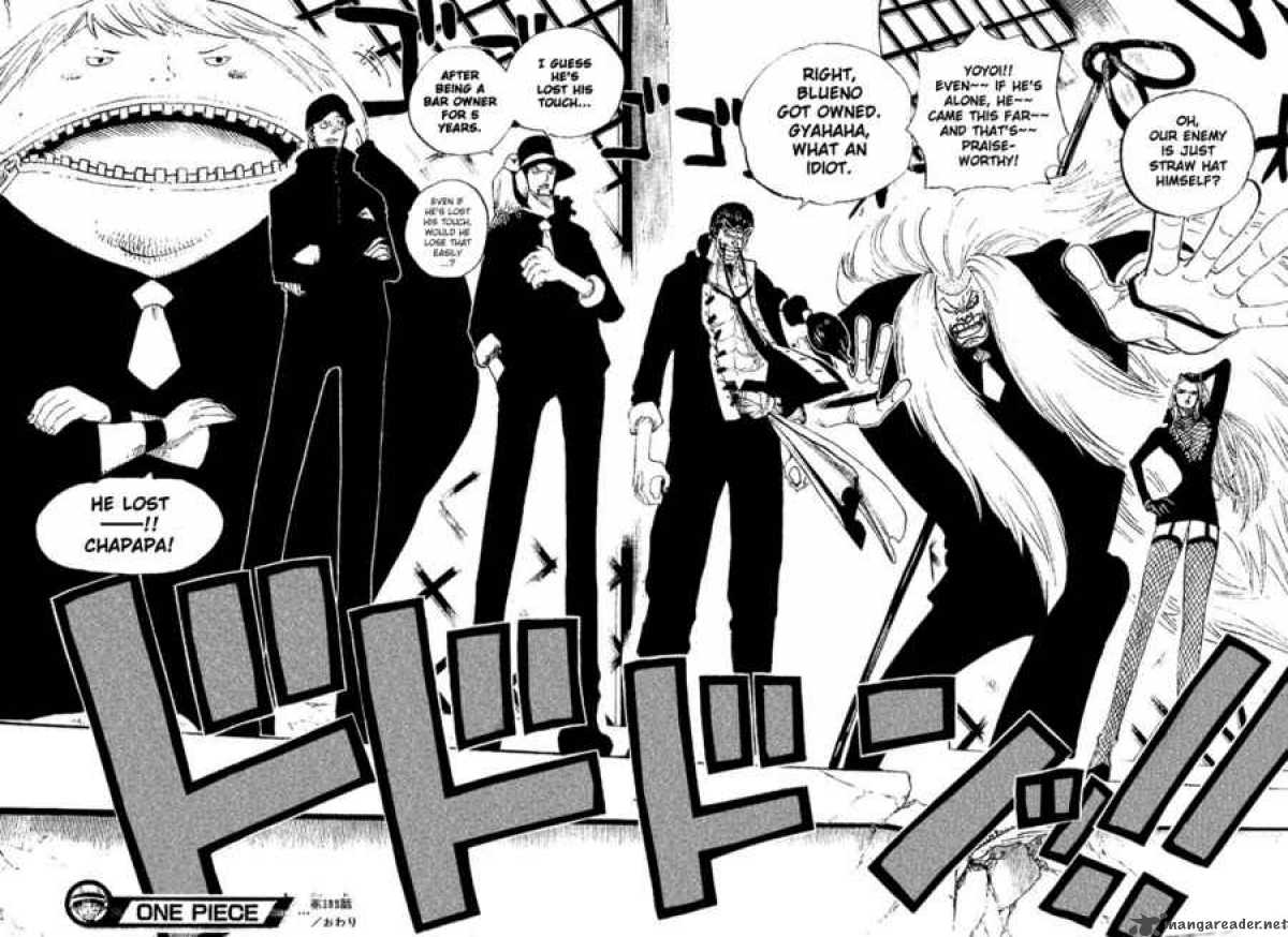 one-piece Chapter 389  Online Free Manga Read Image 17