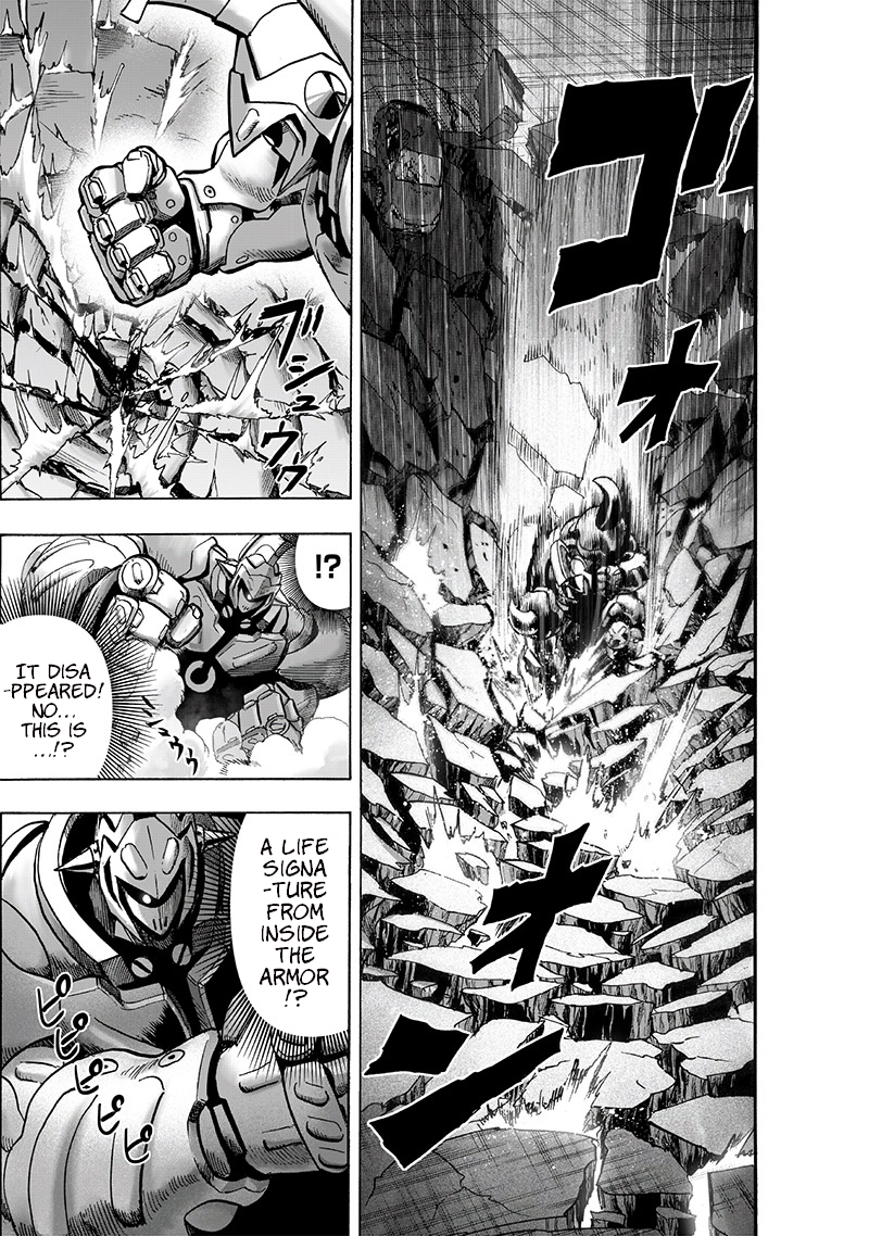 One Punch Man Chapter 118 Read Online Image 14