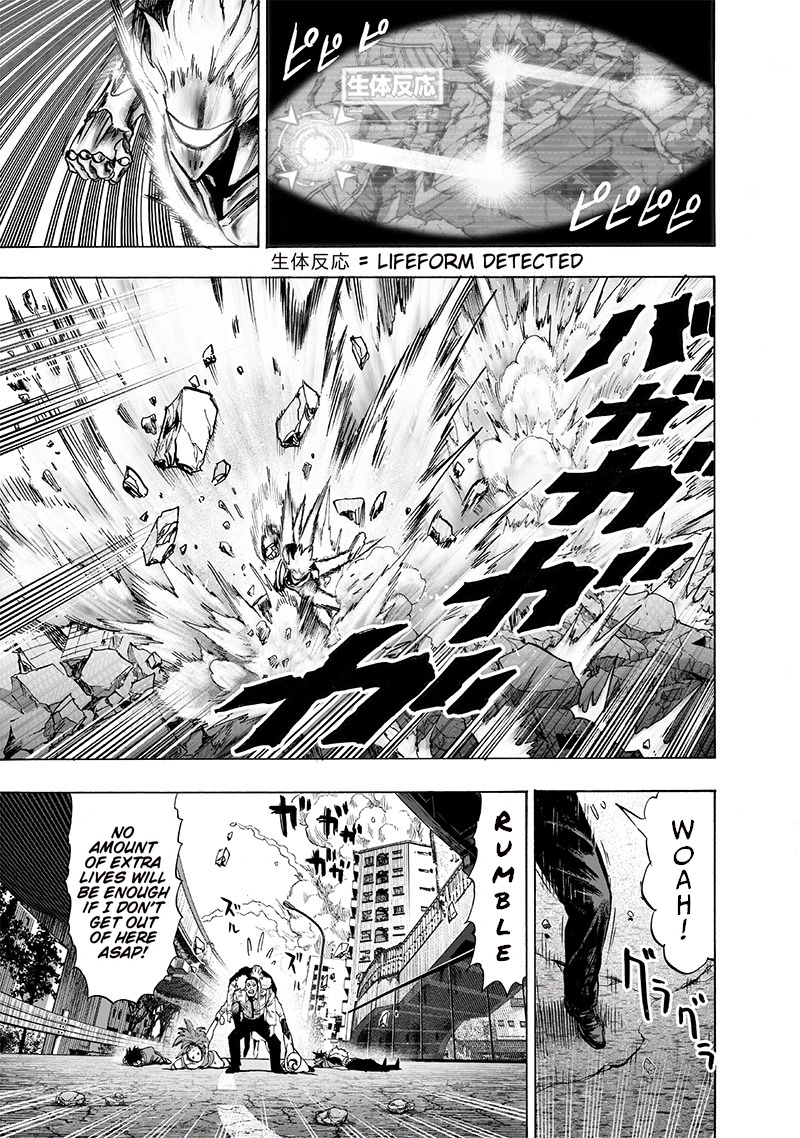One Punch Man Chapter 118 Read Online Image 22