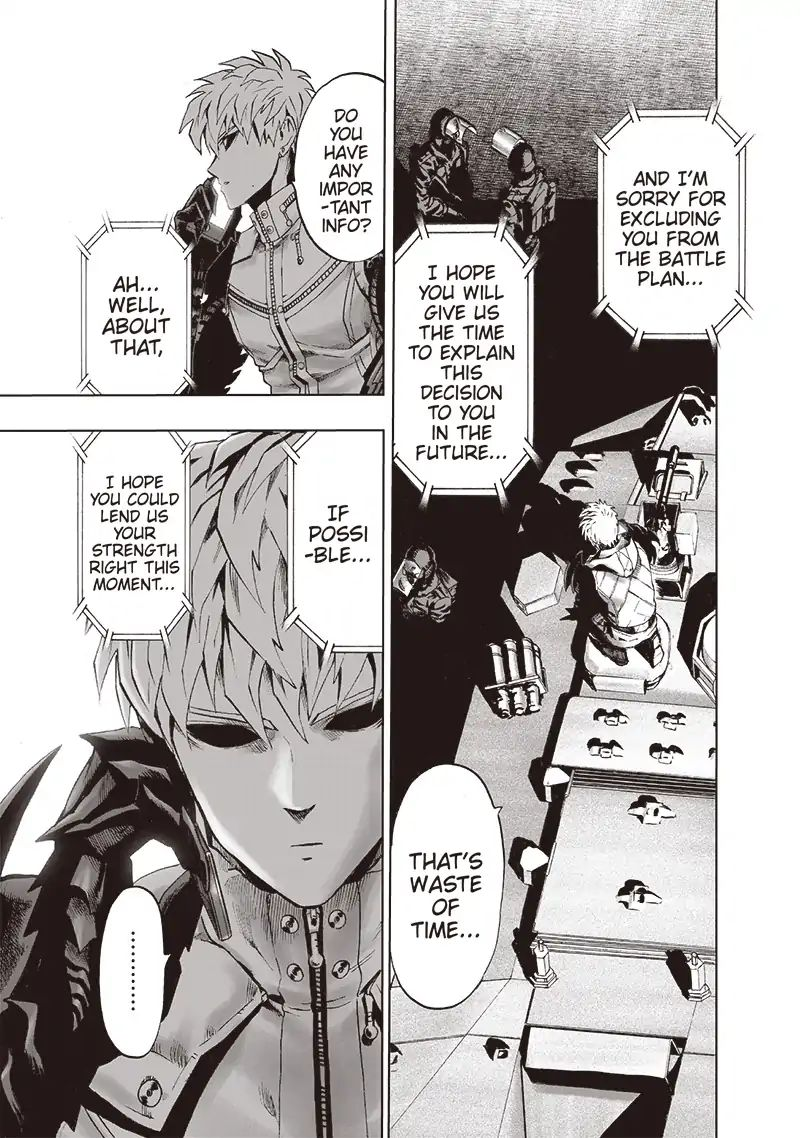 One Punch Man Chapter 120 Read Online Image 17