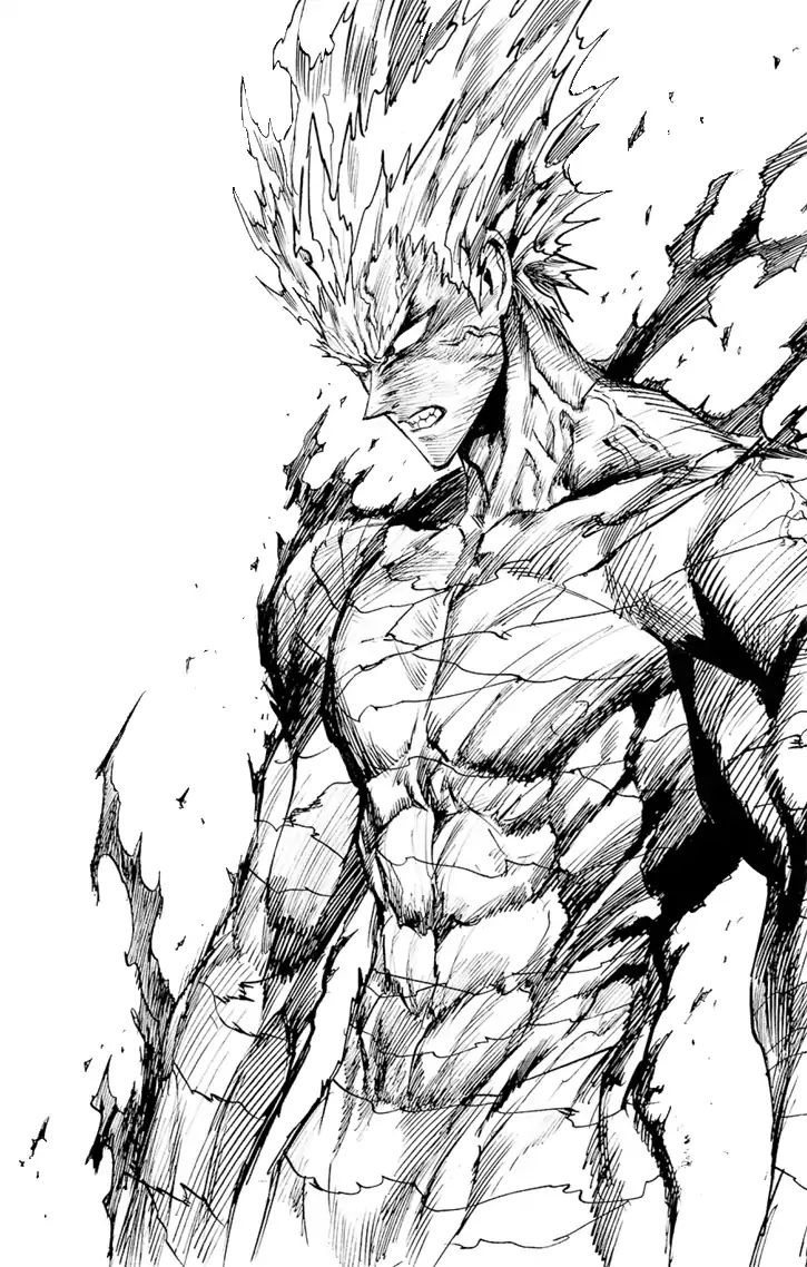 One Punch Man Chapter 120 Read Online Image 2