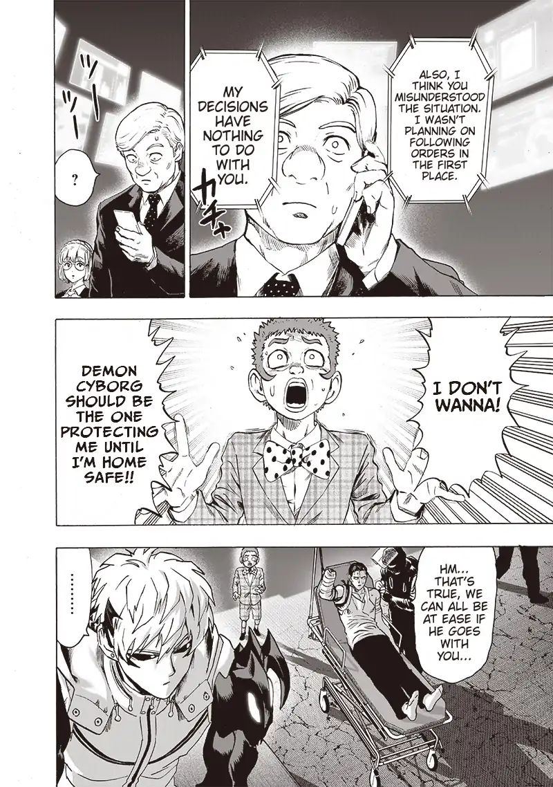 One Punch Man Chapter 120 Read Online Image 22