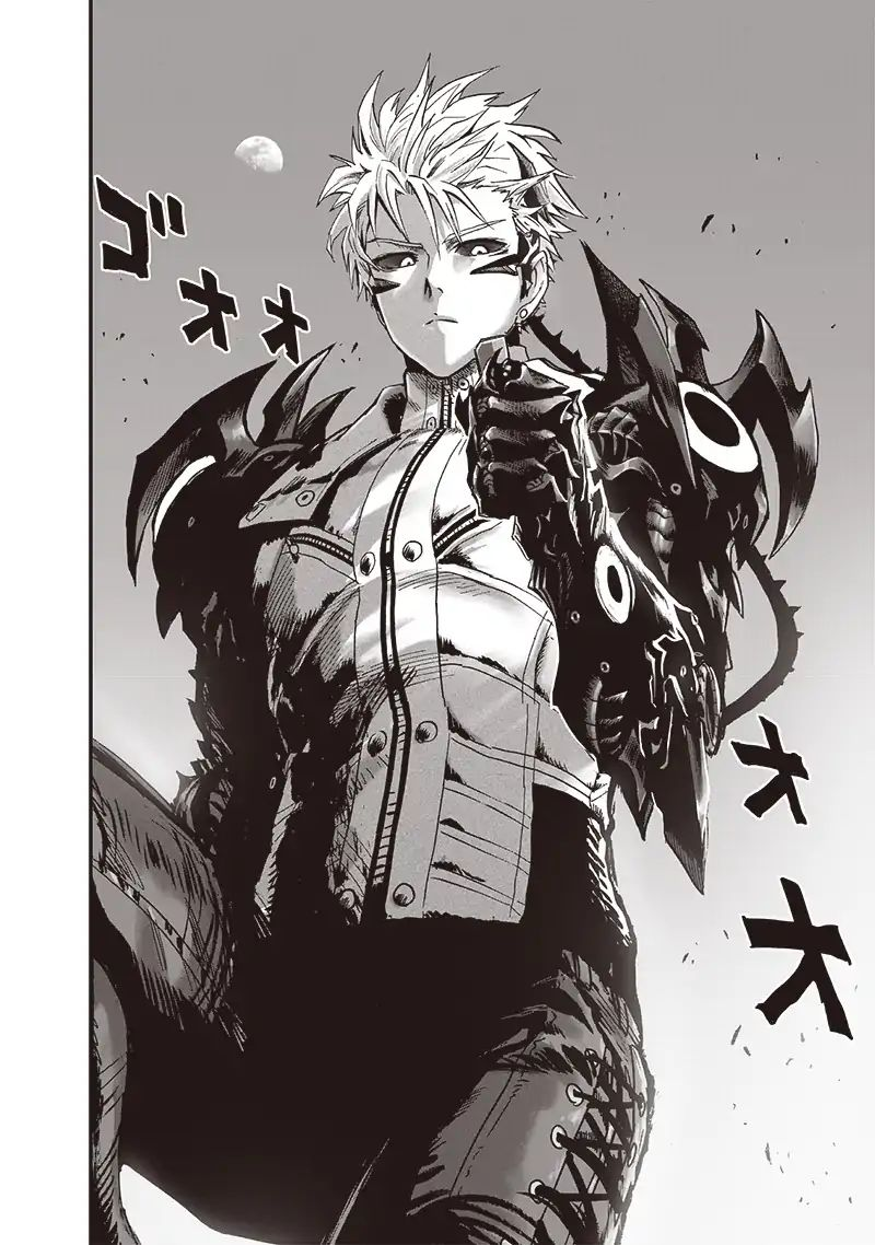 One Punch Man Chapter 120 Read Online Image 26