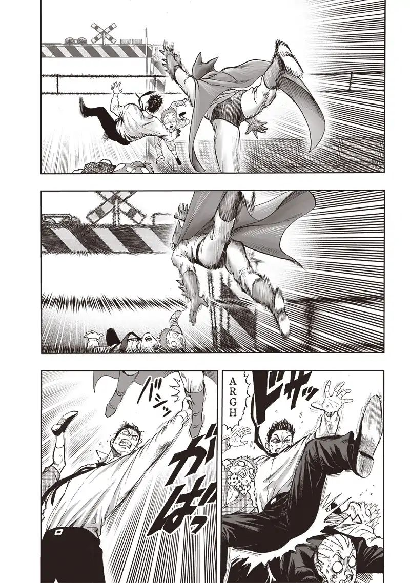 One Punch Man Chapter 120 Read Online Image 8