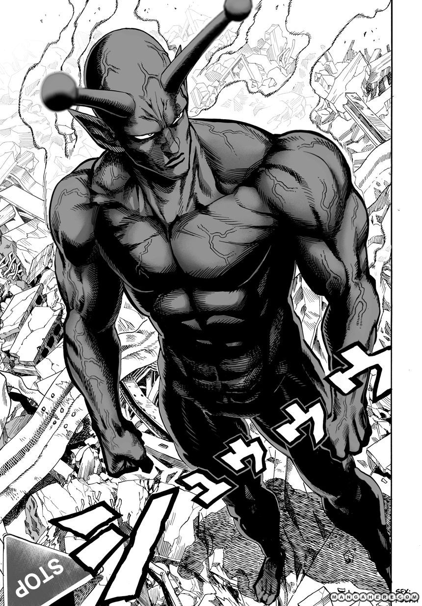 One Punch Man Chapter 1 Read Online Image 5
