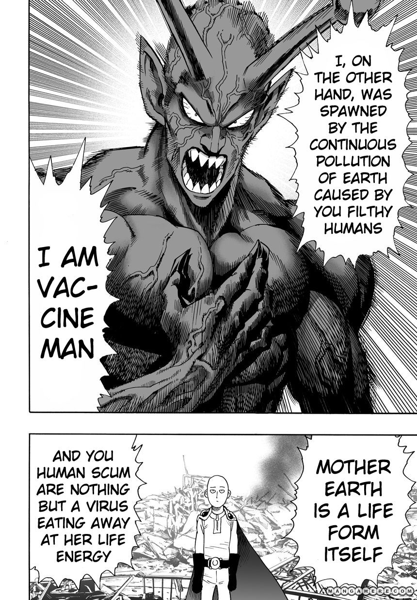 One Punch Man Chapter 1 Read Online Image 15
