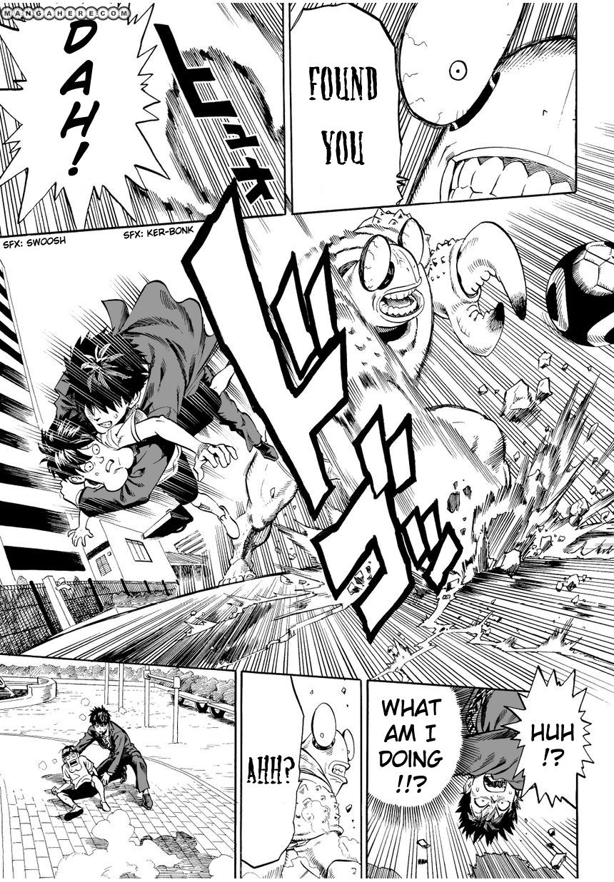 One Punch Man Chapter 2 Read Online Image 10