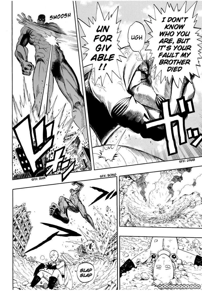 One Punch Man Chapter 3 Read Online Image 15