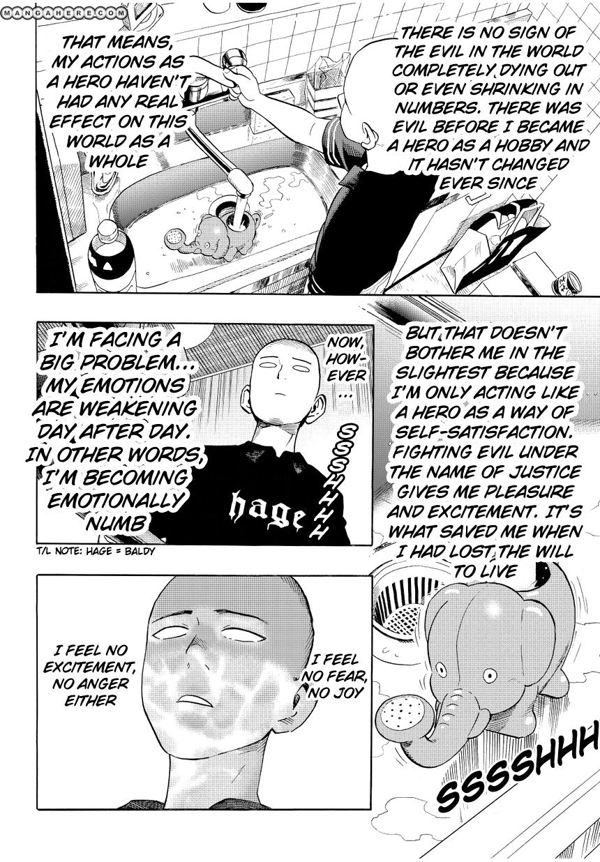 One Punch Man Chapter 5 Read Online Image 3