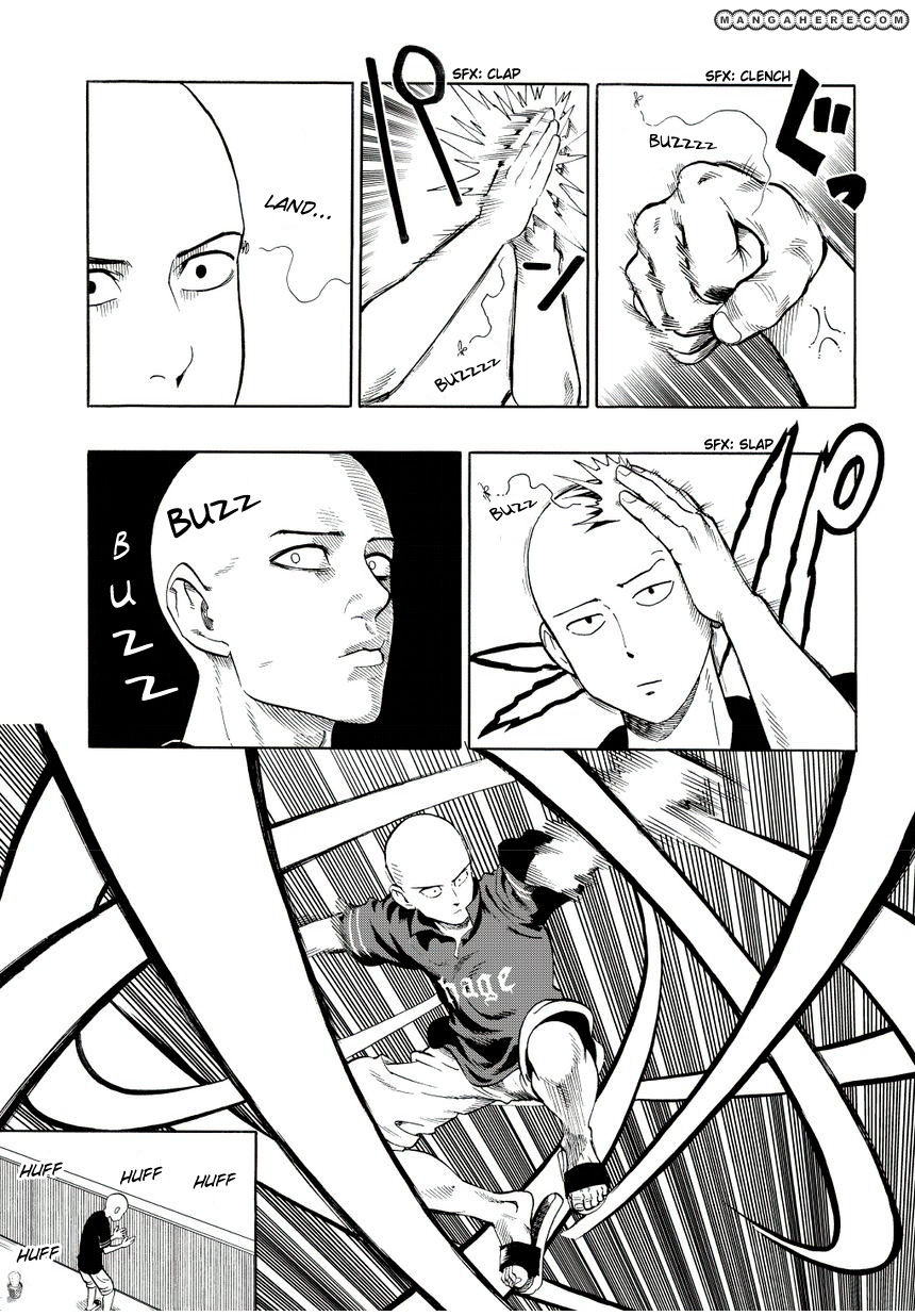 One Punch Man Chapter 5 Read Online Image 6