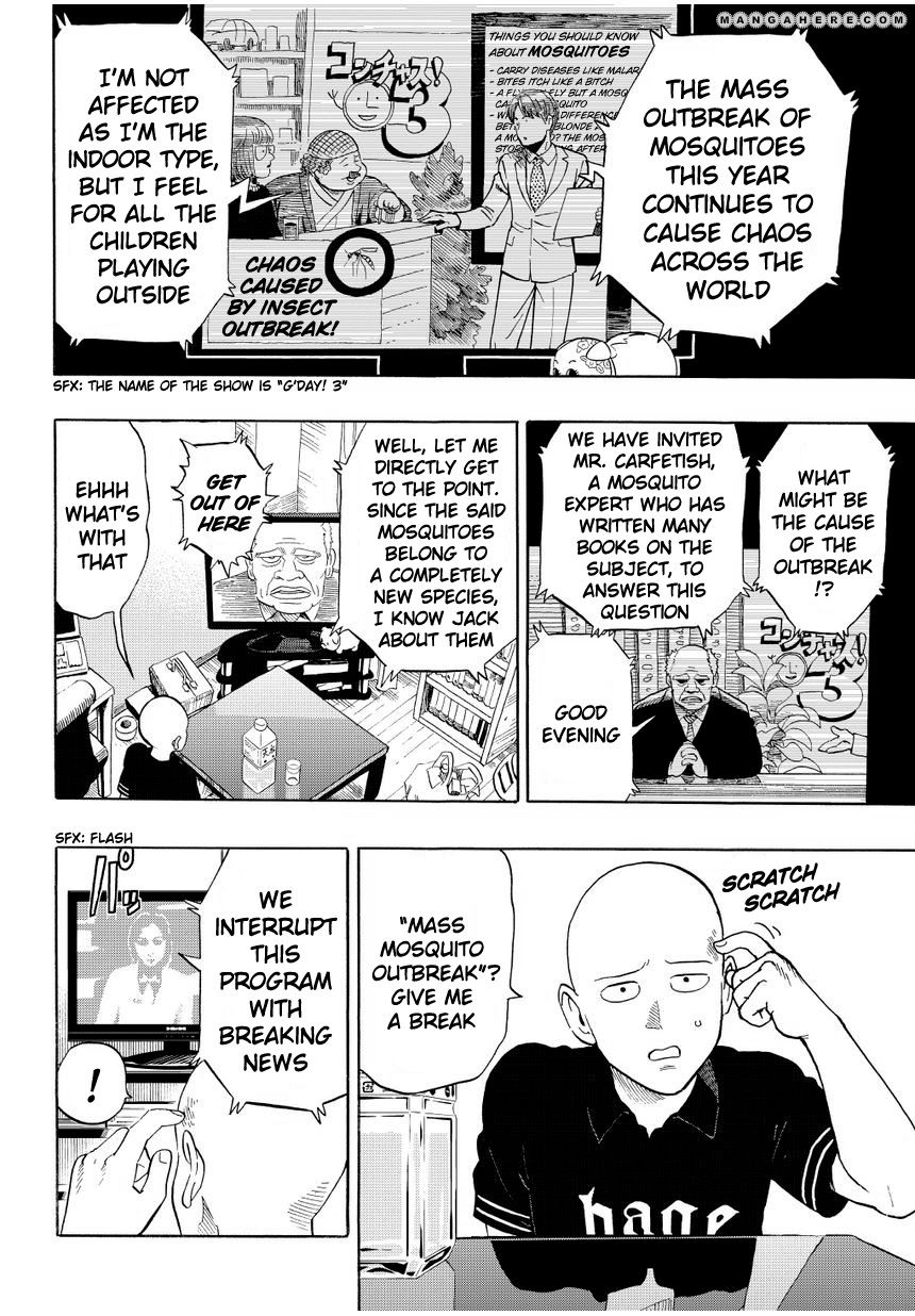 One Punch Man Chapter 5 Read Online Image 8