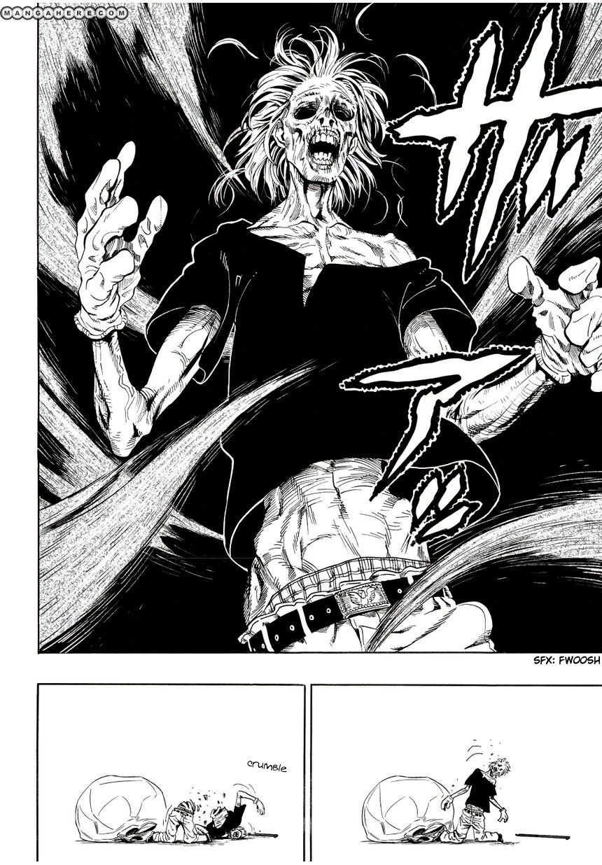 One Punch Man Chapter 5 Read Online Image 12