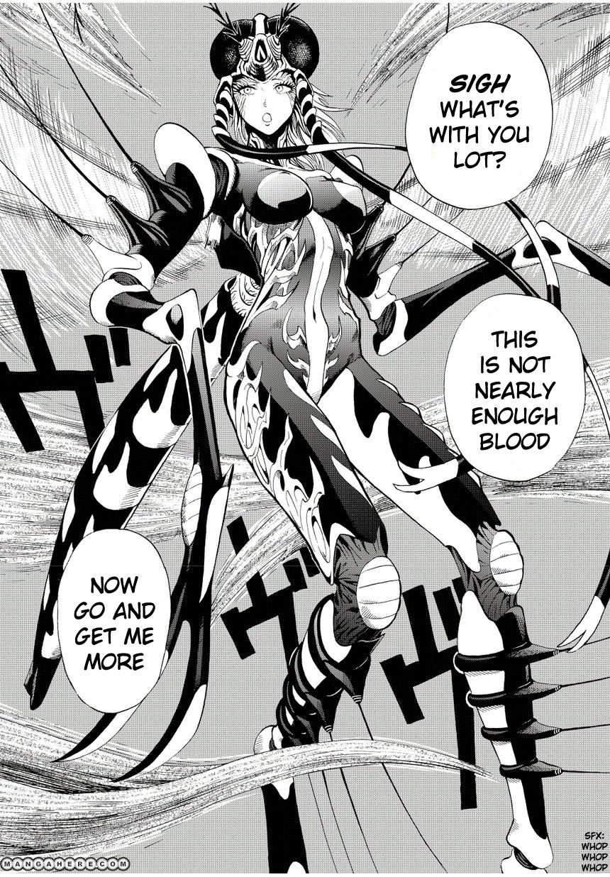 One Punch Man Chapter 5 Read Online Image 14