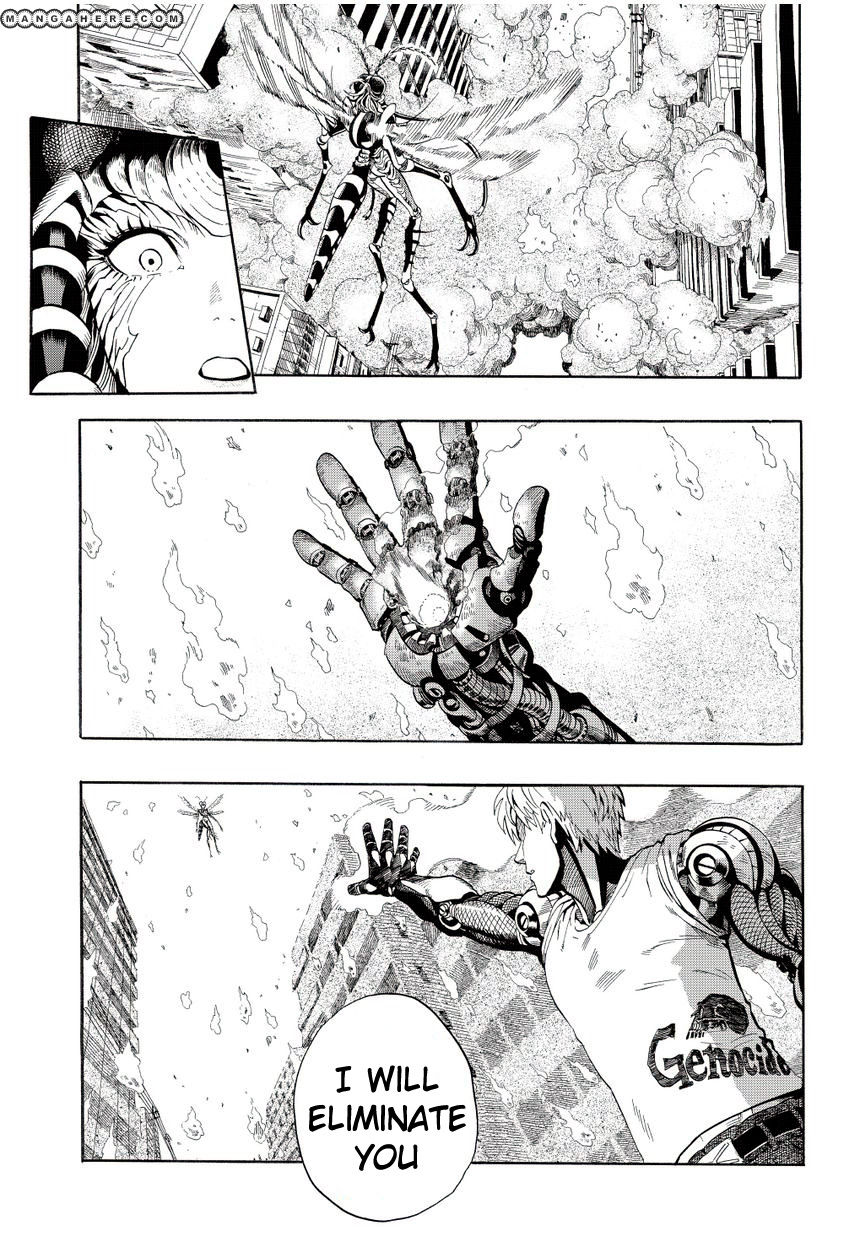 One Punch Man Chapter 5 Read Online Image 19