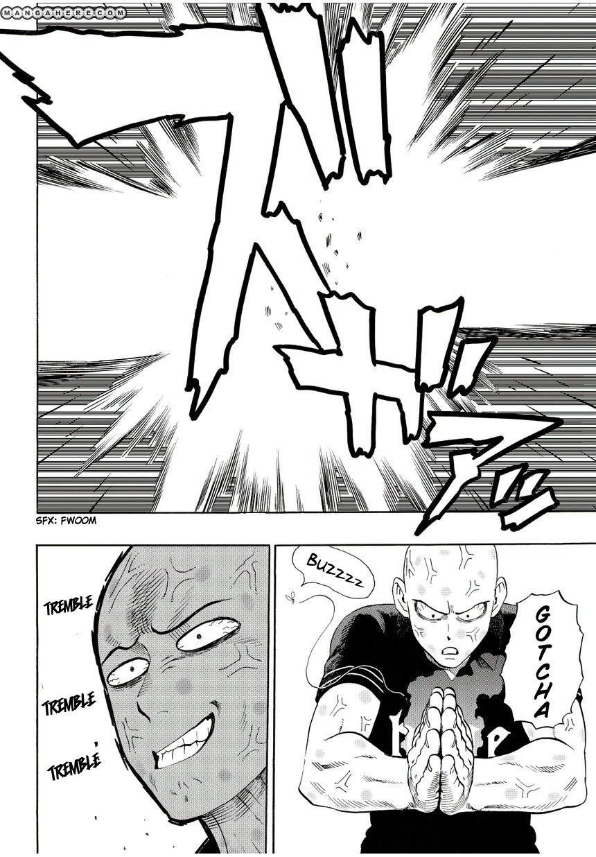 One Punch Man Chapter 5 Read Online Image 21