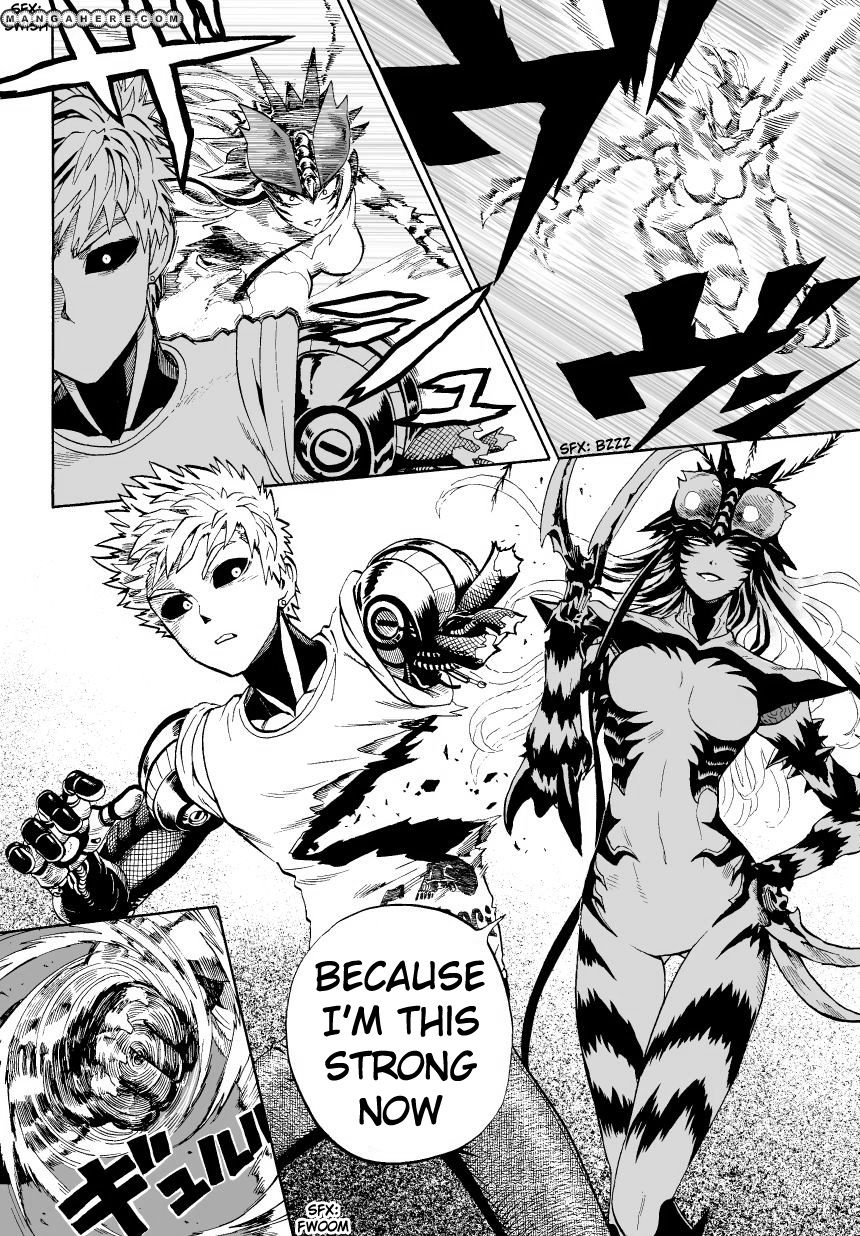 One Punch Man Chapter 6 Read Online Image 19