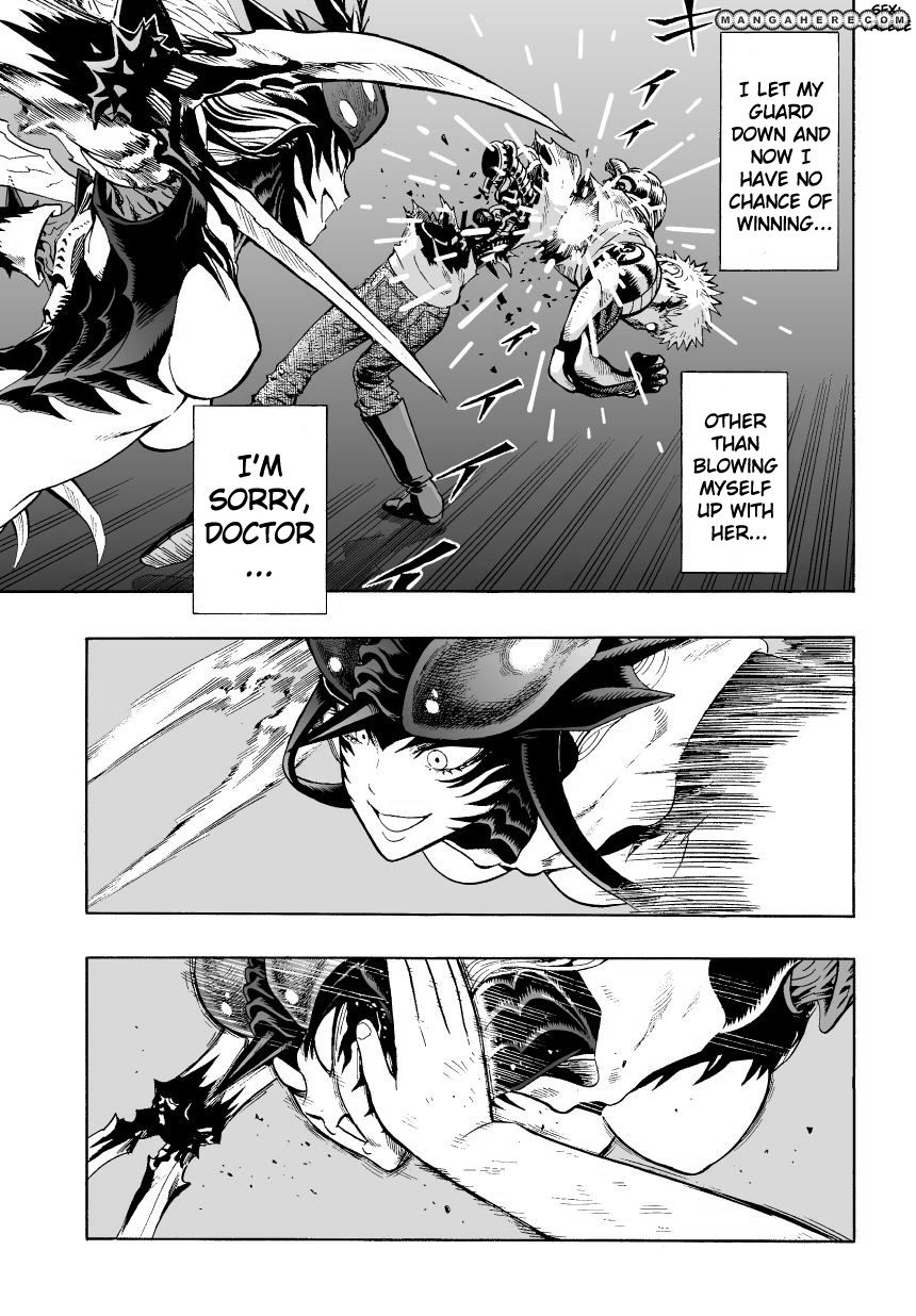 One Punch Man Chapter 6 Read Online Image 22