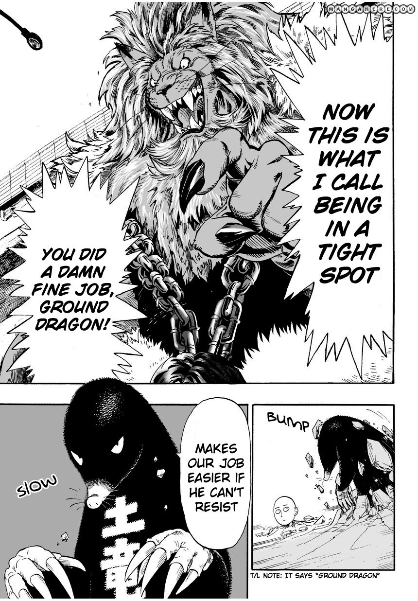 One Punch Man Chapter 8 Read Online Image 6