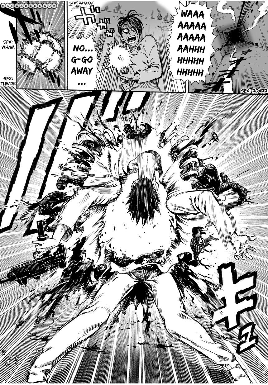 One Punch Man Chapter 9 Read Online Image 19