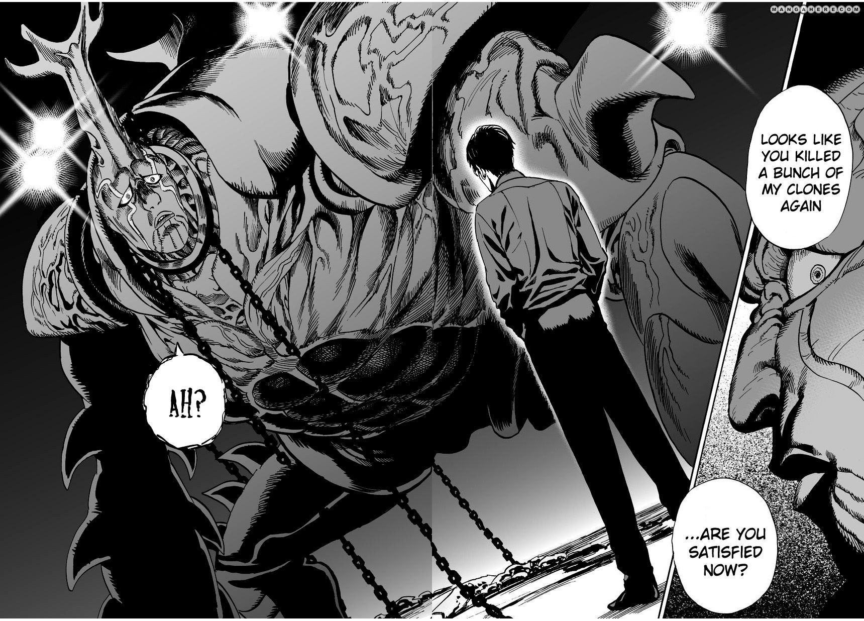 One Punch Man Chapter 9 Read Online Image 21