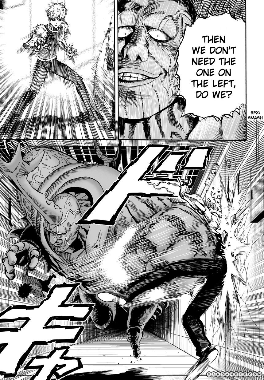 One Punch Man Chapter 10 Read Online Image 6