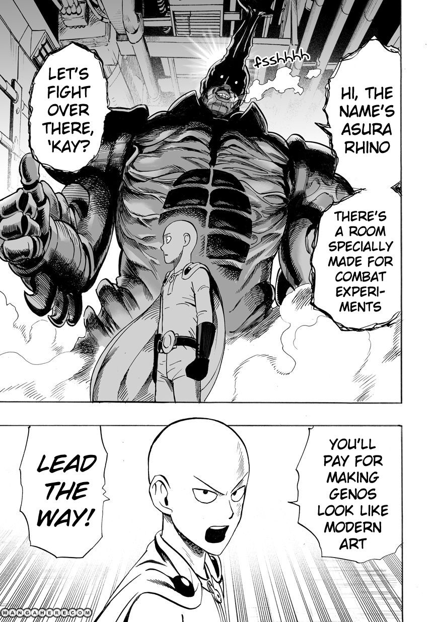 One Punch Man Chapter 10 Read Online Image 8