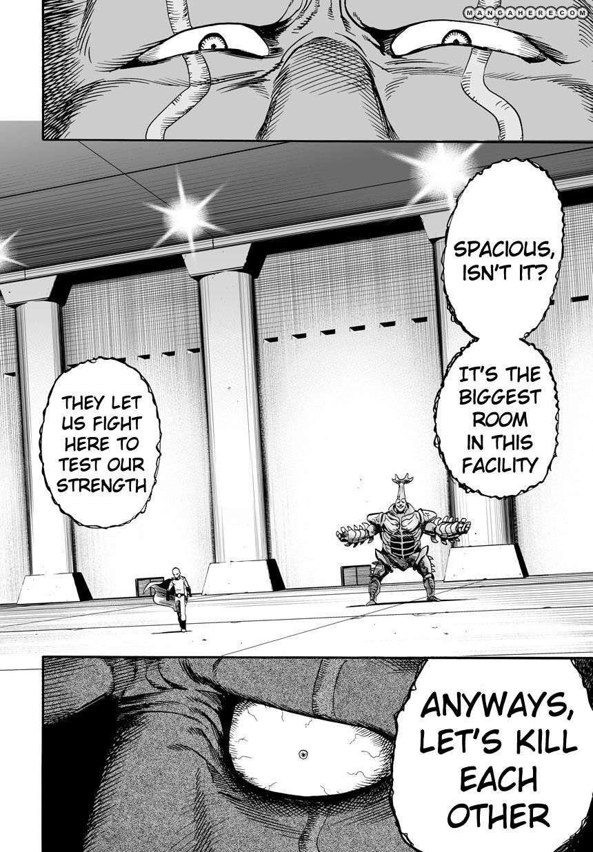 One Punch Man Chapter 10 Read Online Image 9