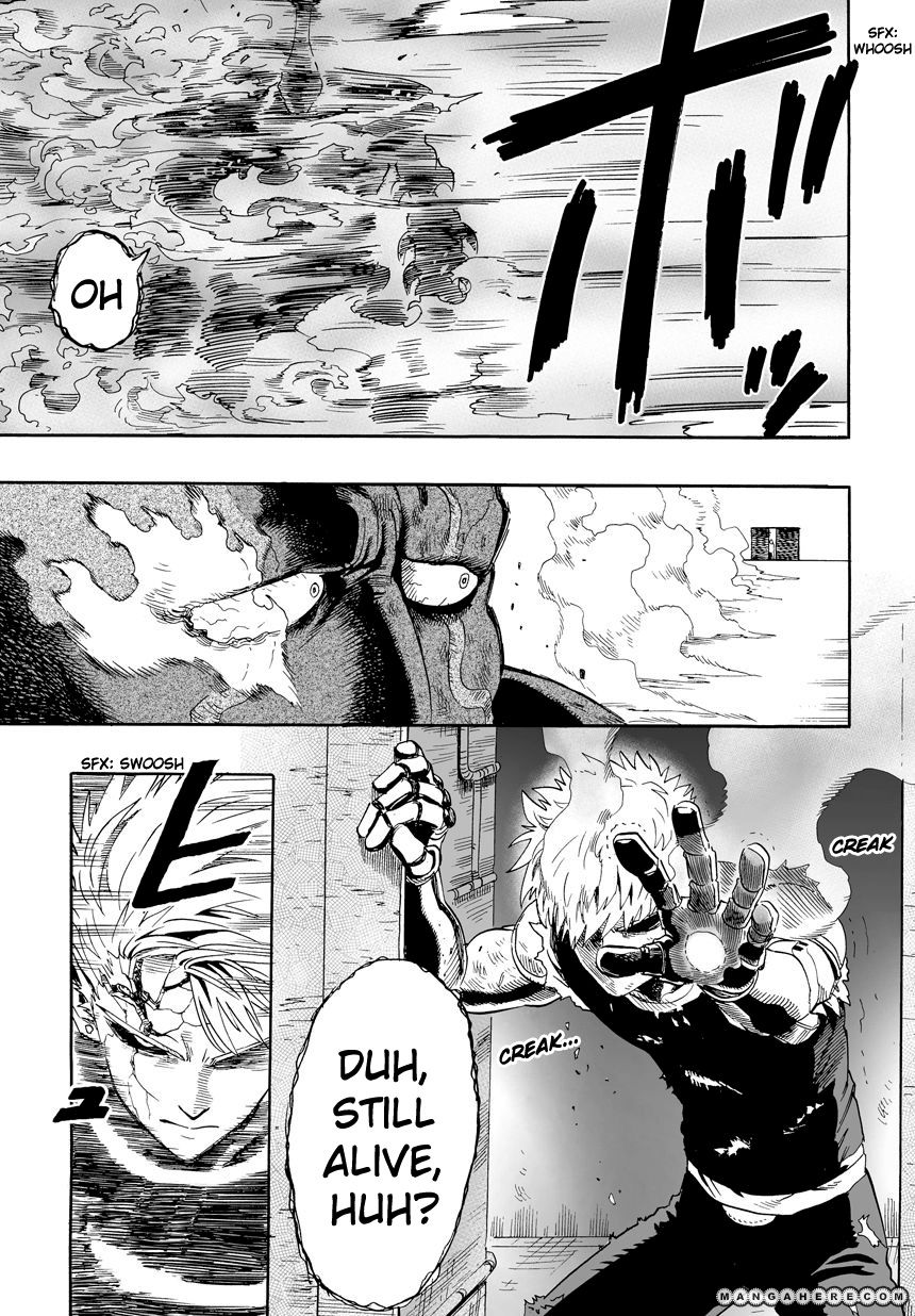 One Punch Man Chapter 10 Read Online Image 10