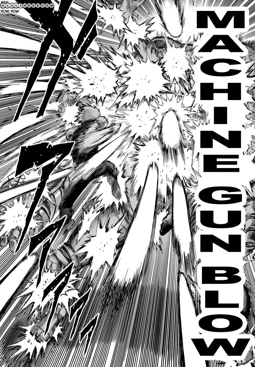 One Punch Man Chapter 10 Read Online Image 13