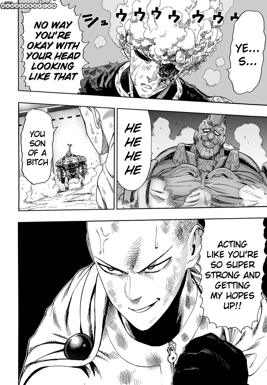 One Punch Man Chapter 10 Read Online Image 20