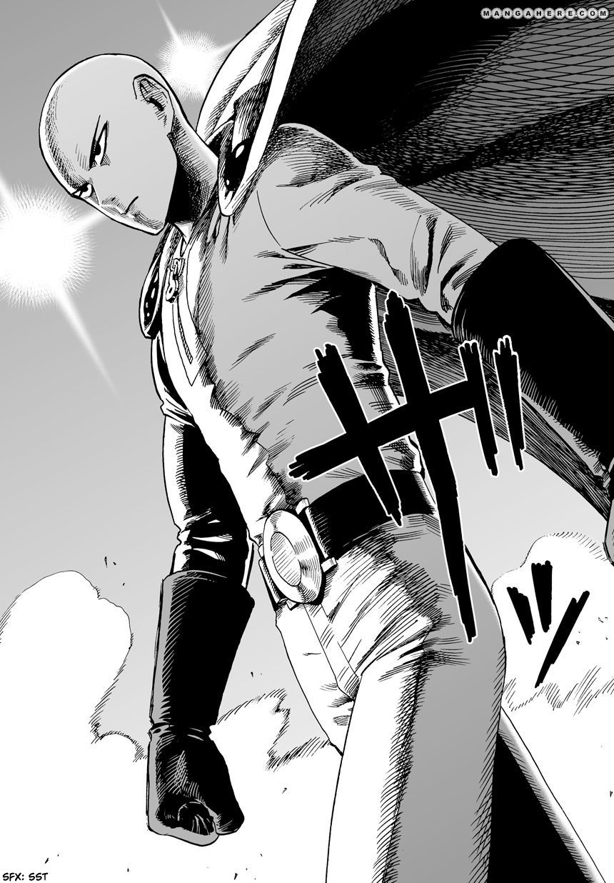 One Punch Man Chapter 10 Read Online Image 24