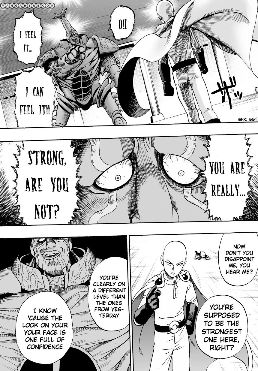 One Punch Man Chapter 10 Read Online Image 25