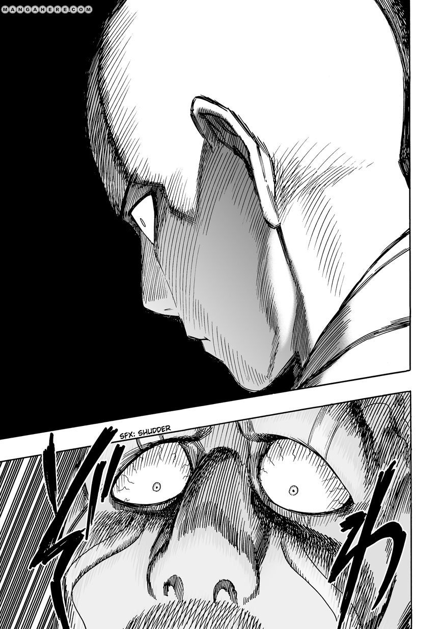 One Punch Man Chapter 10 Read Online Image 27