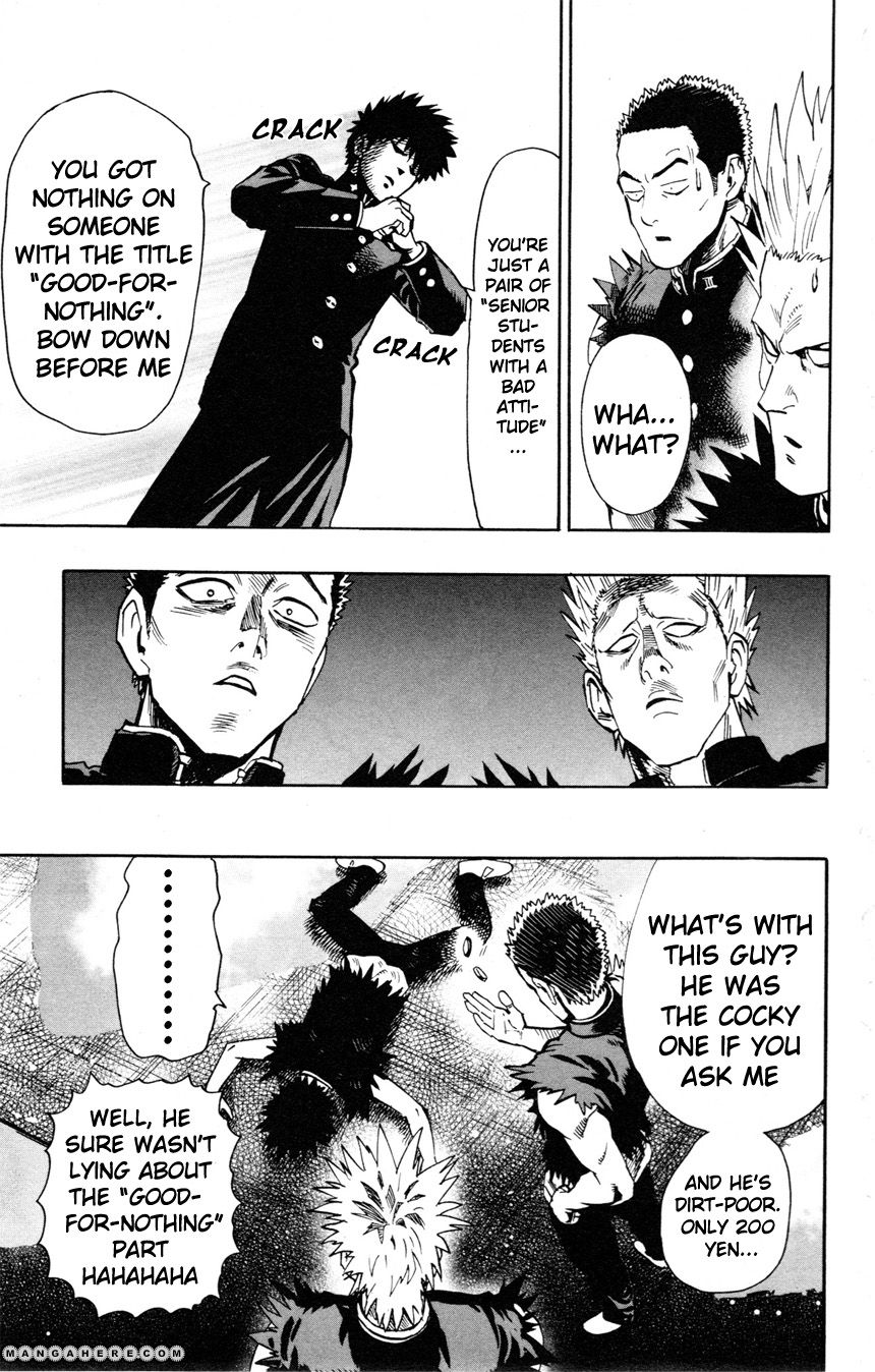 One Punch Man Chapter 10.5 Read Online Image 11