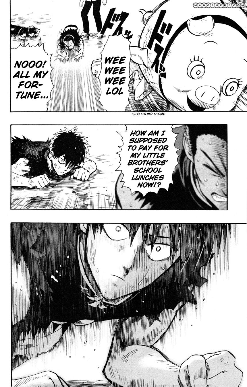 One Punch Man Chapter 10.5 Read Online Image 14
