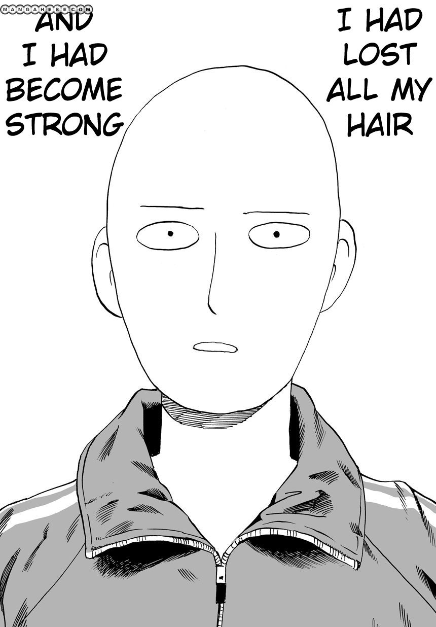 One Punch Man Chapter 11 Read Online Image 9