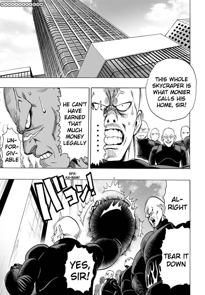 One Punch Man Chapter 12 Read Online Image 6