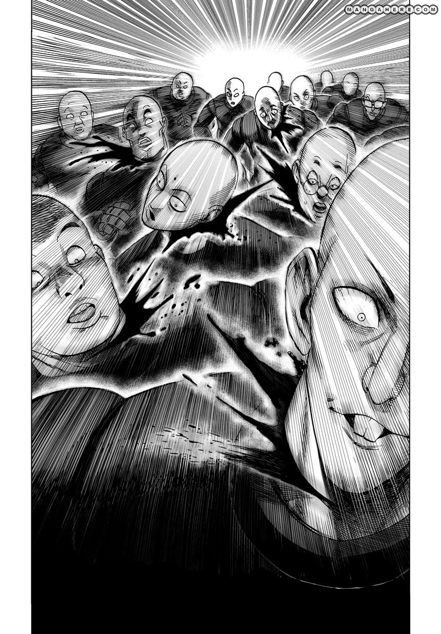 One Punch Man Chapter 13 Read Online Image 4