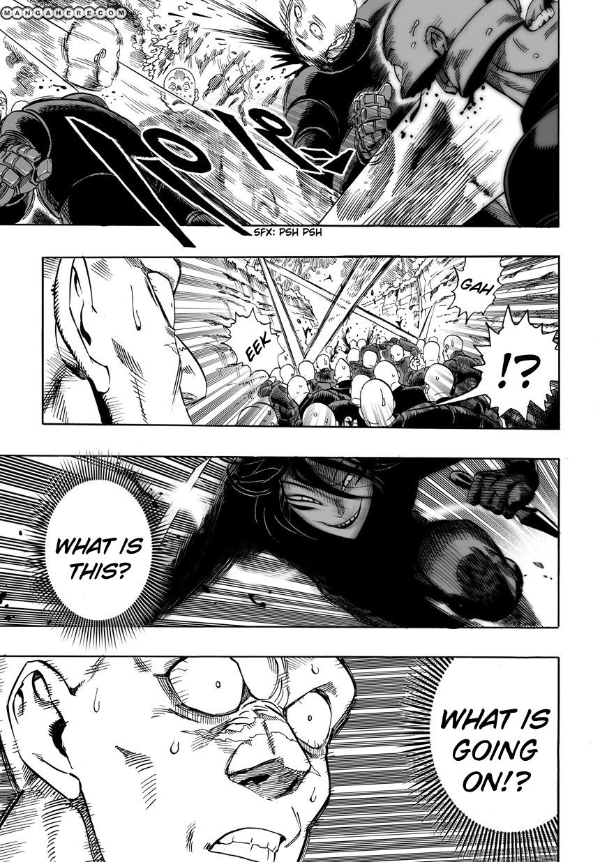 One Punch Man Chapter 13 Read Online Image 6