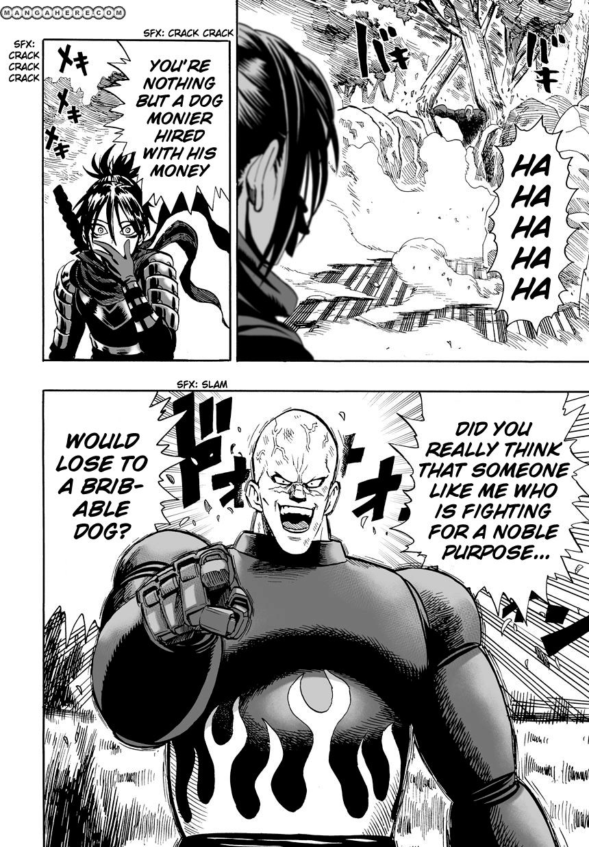 One Punch Man Chapter 13 Read Online Image 16