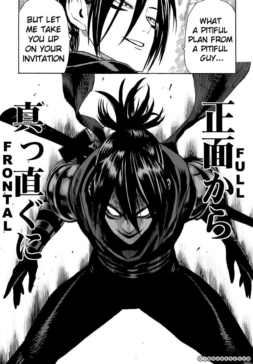 One Punch Man Chapter 13 Read Online Image 19